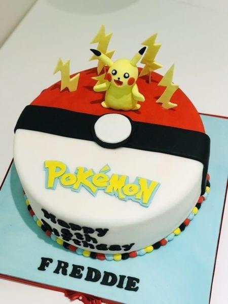 pokemon fondent Pikachu